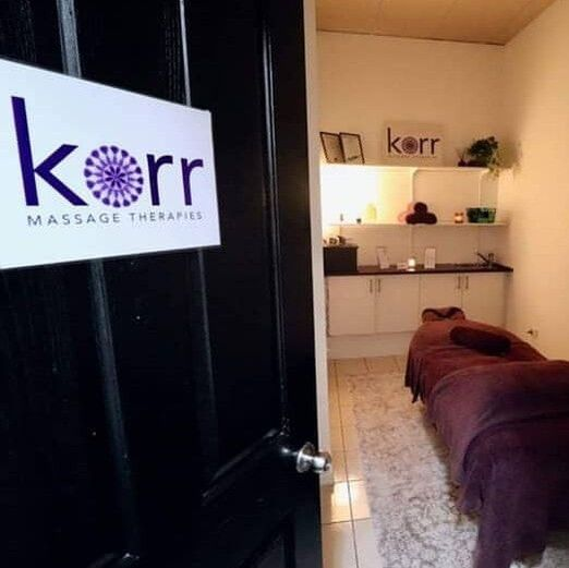 Relaxation and wellbeing being treated at Korr Massage Therapies Mount Waverley
