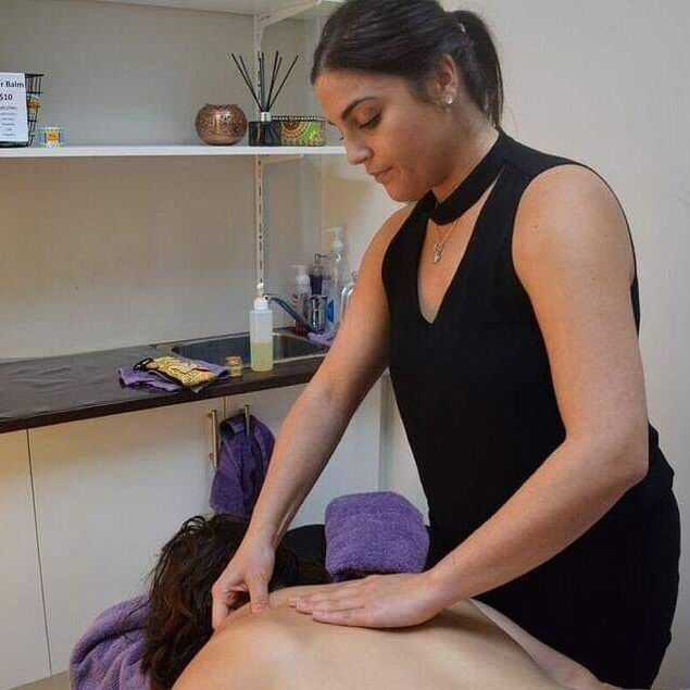 Remedial, relaxation, reflexology, exfoliation and spa treatments available at Korr Massage Therapies
